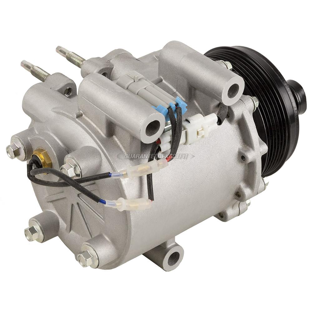 2006 Chevrolet Uplander A  C Compressor 3 5l Engine