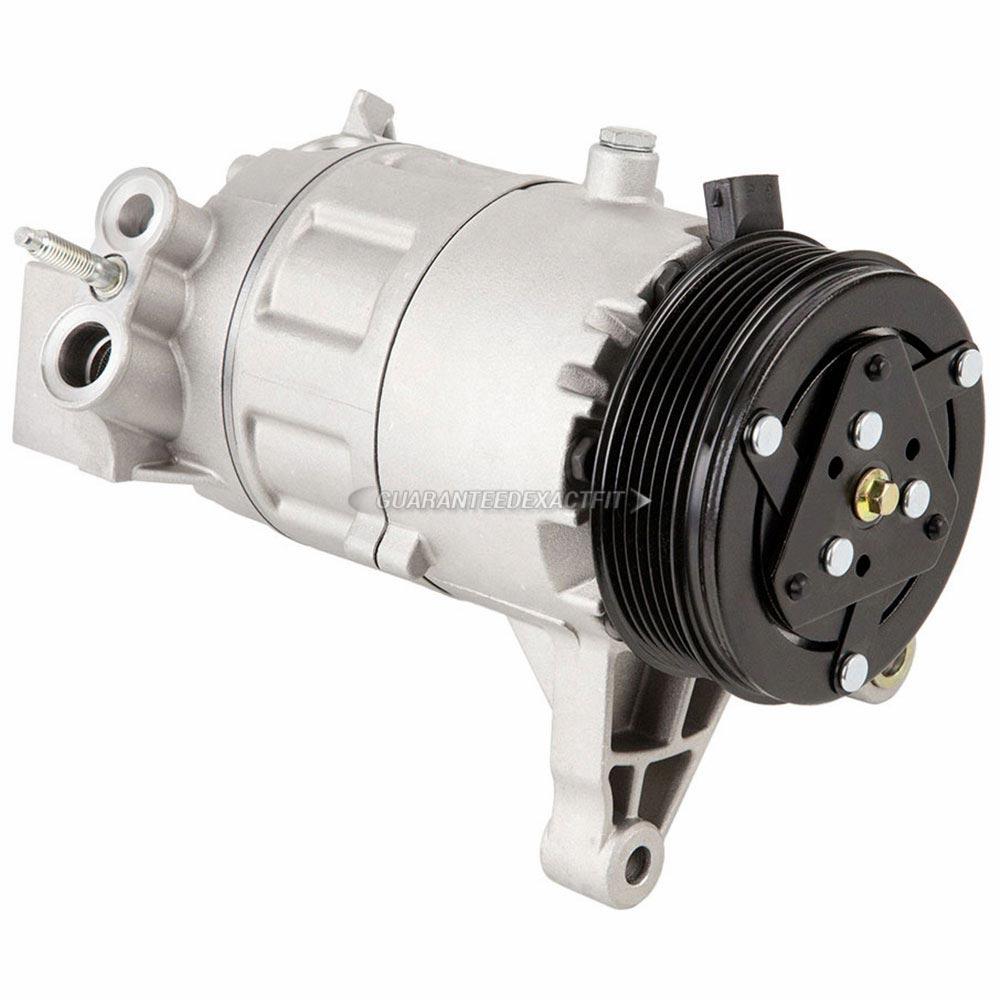 Saturn Aura New xSTOREx Compressor w Clutch