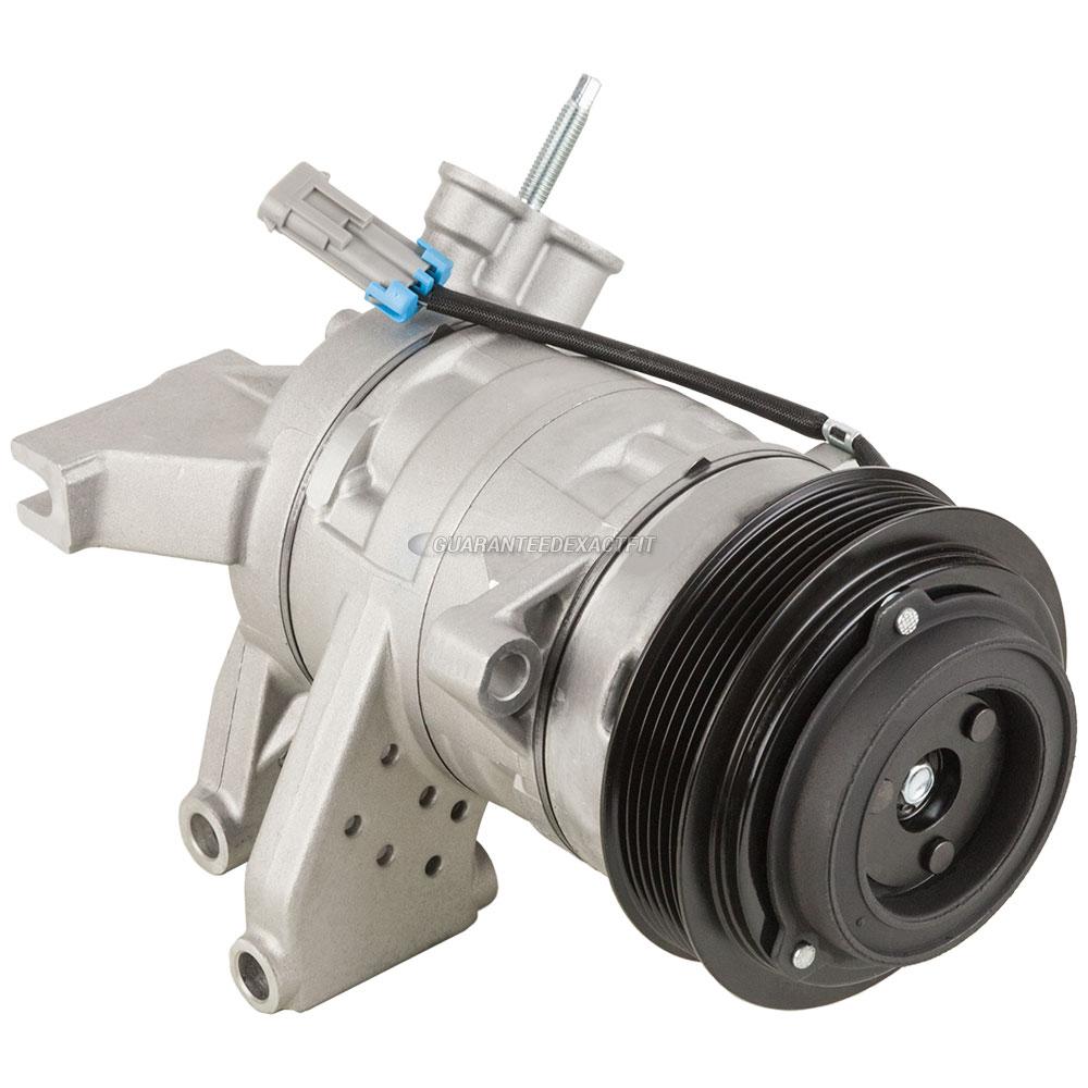 Buy A GMC Terrain AC Compressor & More Air Conditioning
