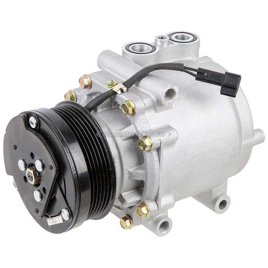 Lincoln Navigator New xSTOREx Compressor w Clutch
