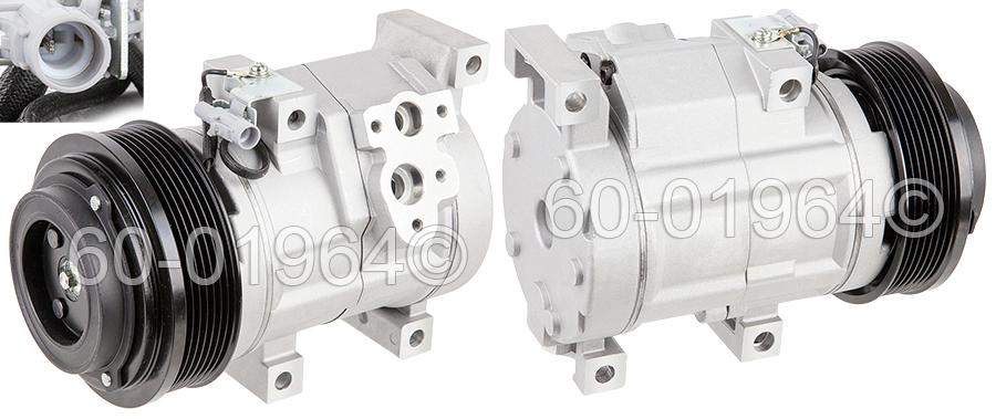 Scion tC AC Compressor
