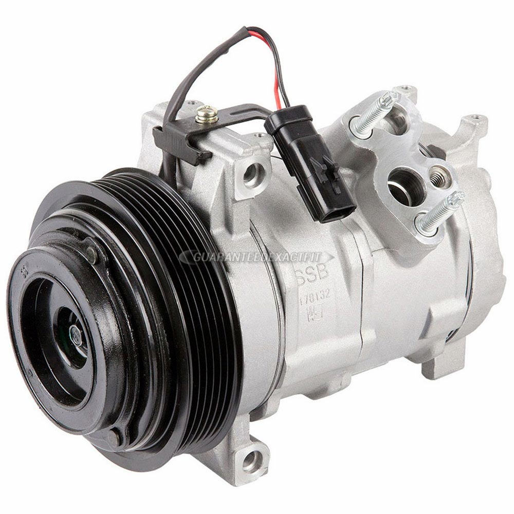 Chrysler 300M New xSTOREx Compressor w Clutch