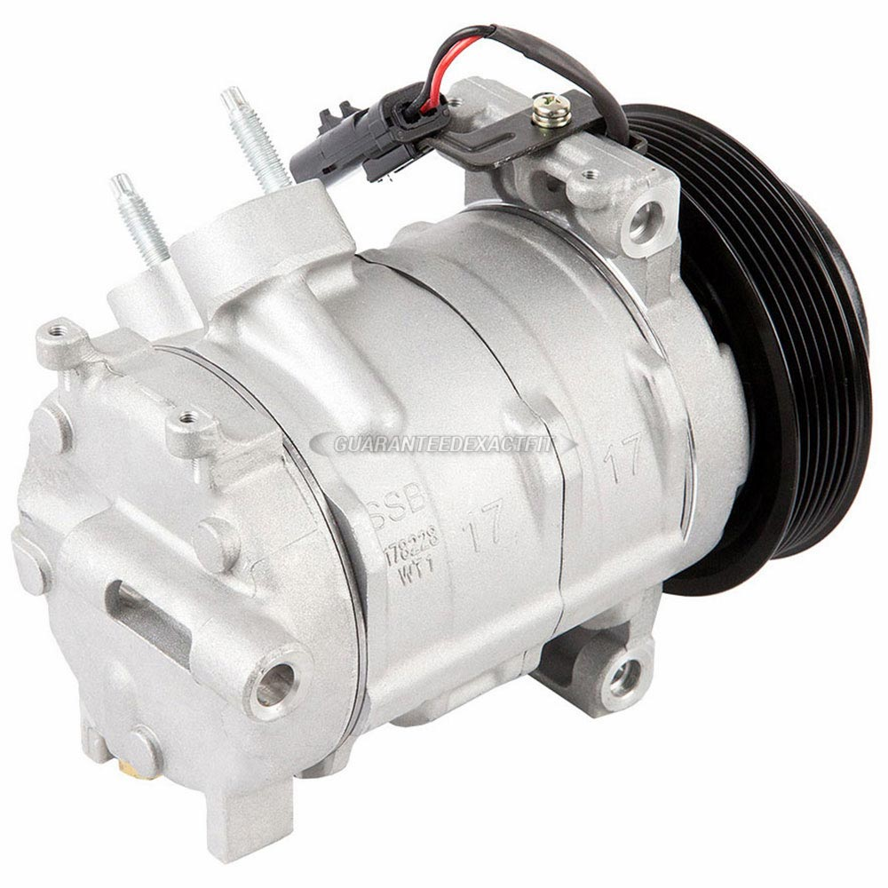 2008 Chrysler 300 A/C Compressor 3.5L Engine 60-01941 NA