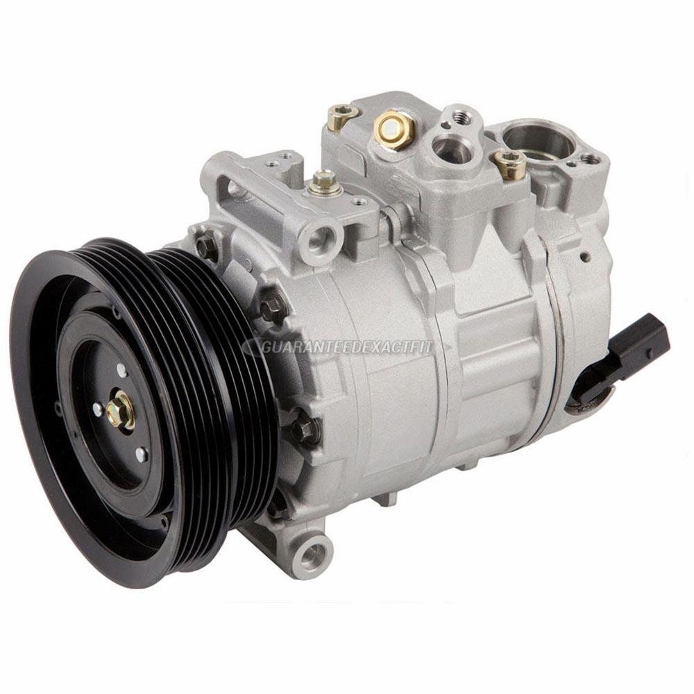 Audi TT New xSTOREx Compressor w Clutch
