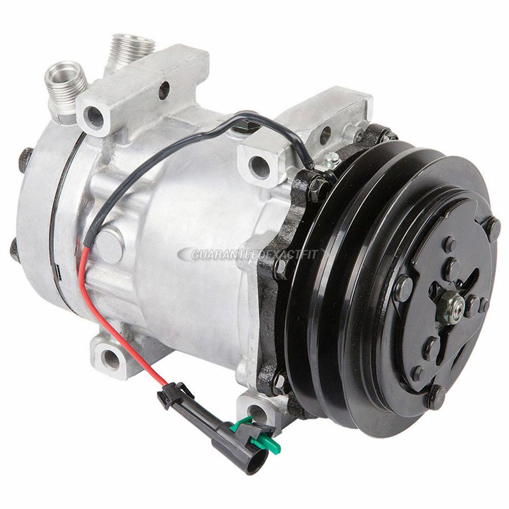 International All Models New xSTOREx Compressor w Clutch