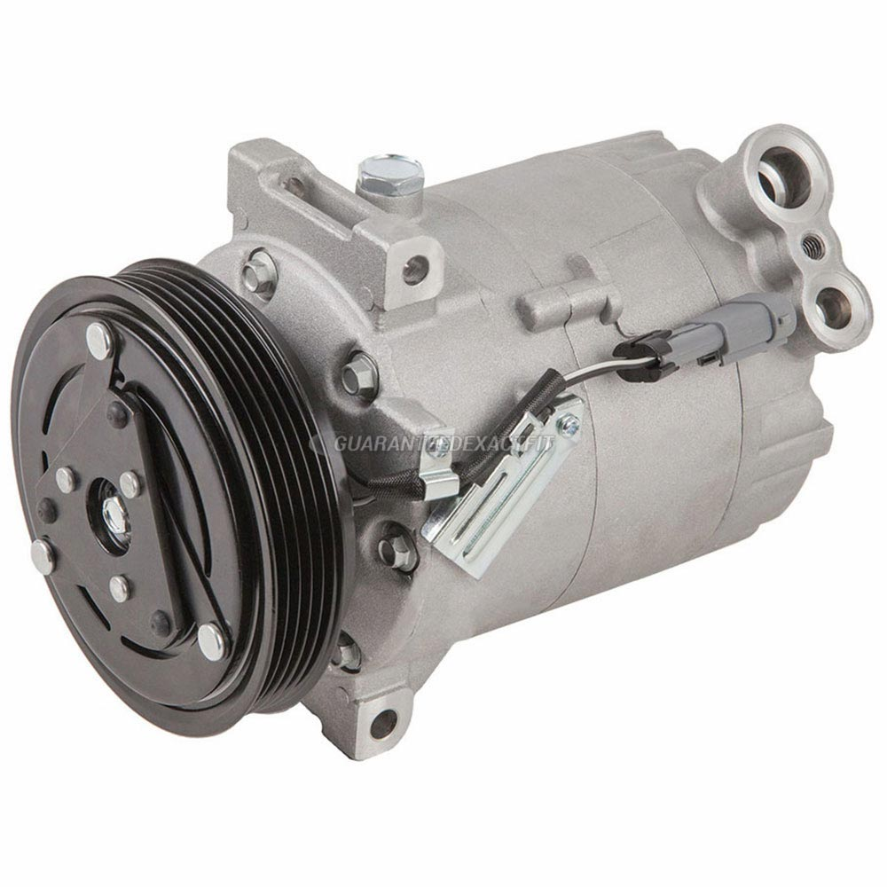 Pontiac G5 New xSTOREx Compressor w Clutch