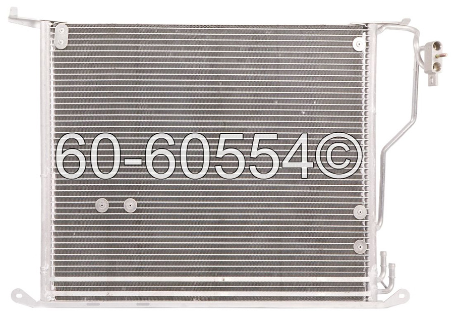 A/C Condenser 60-60554 N