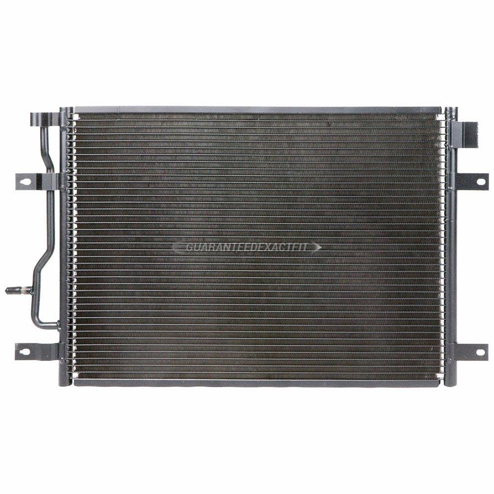 Audi S4 A/C Condenser