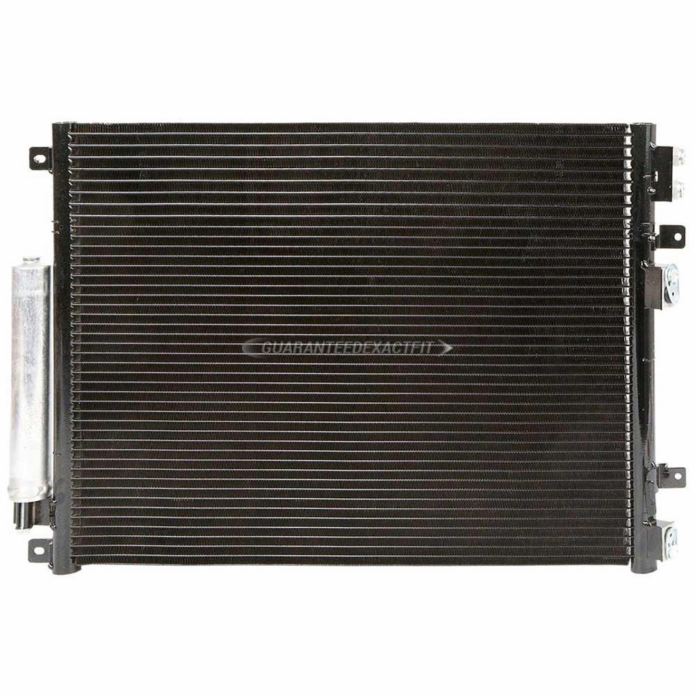 Dodge Charger A/C Condenser