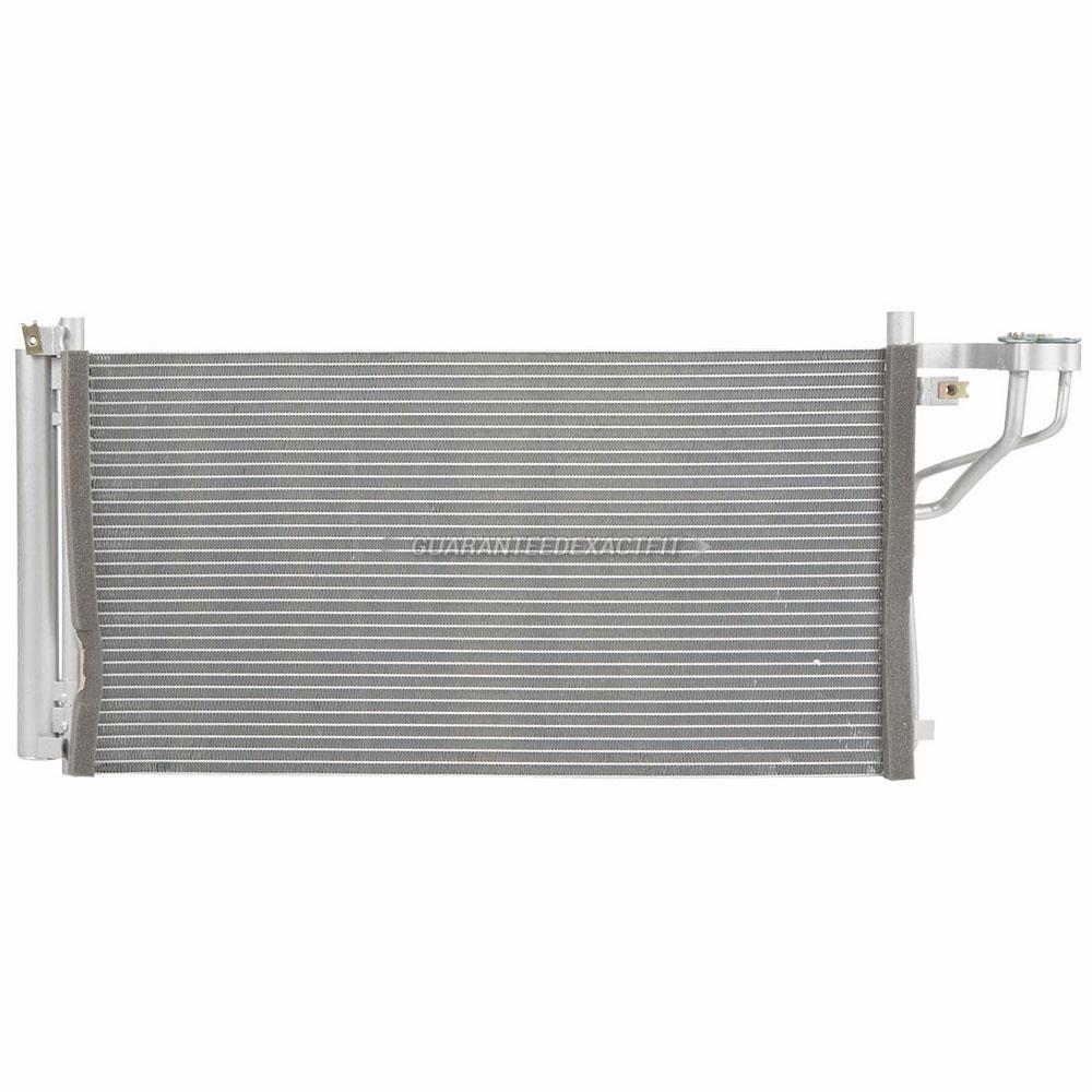 A/C Condenser 60-60422 ND
