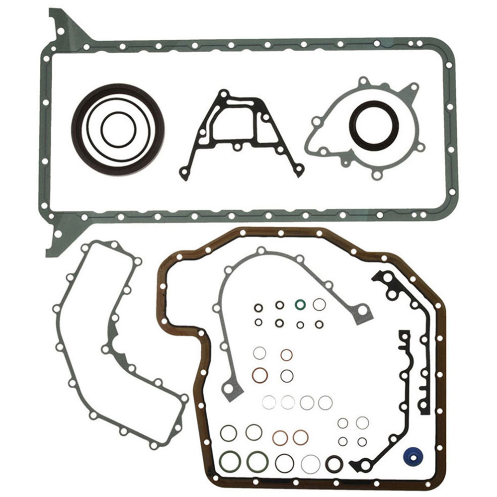 BMW 530 Engine Gasket Set - Lower