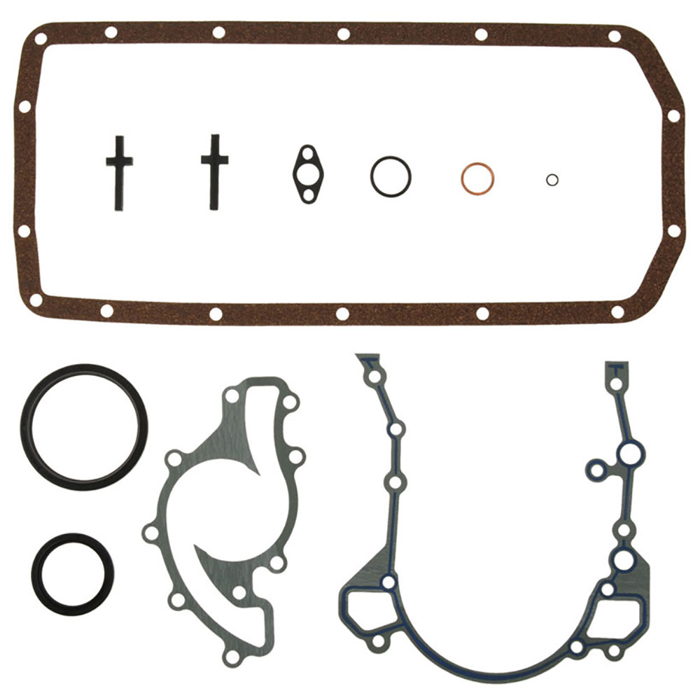 Land Rover Discovery Engine Gasket Set - Lower