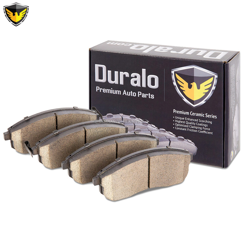 Nissan Cube Brake Pad Set