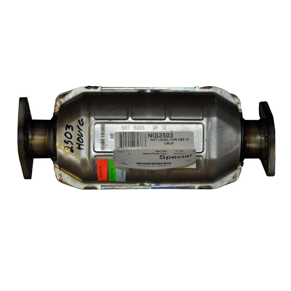 Nissan Sentra Catalytic Converter EPA Approved