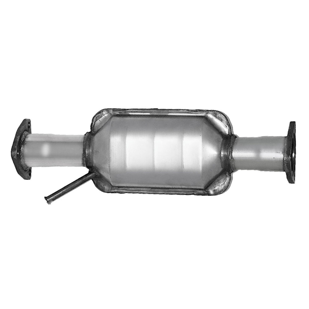Toyota Land Cruiser Catalytic Converter Carb Approved Oem 1973 Parts