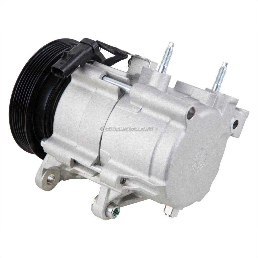 2006 Jeep Liberty A/C Compressor 3.7L Engine 60-01992 NC