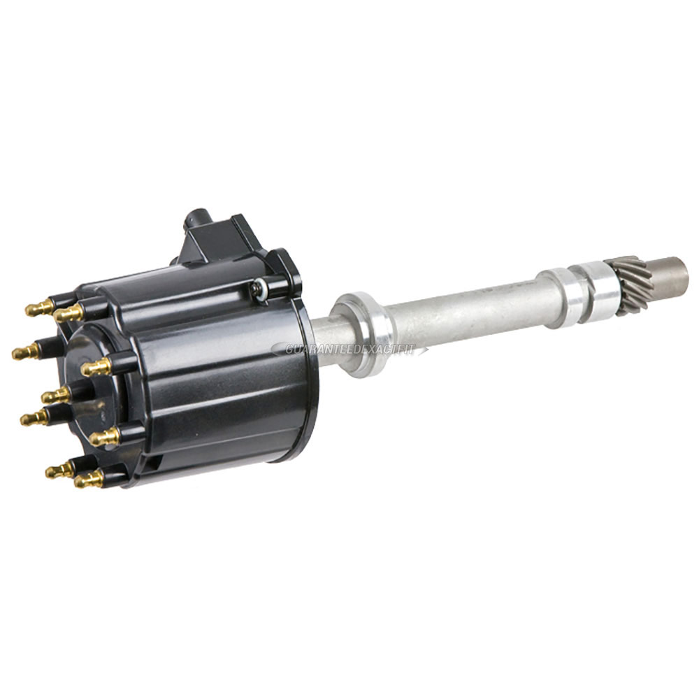 Chevrolet Suburban Ignition Distributor