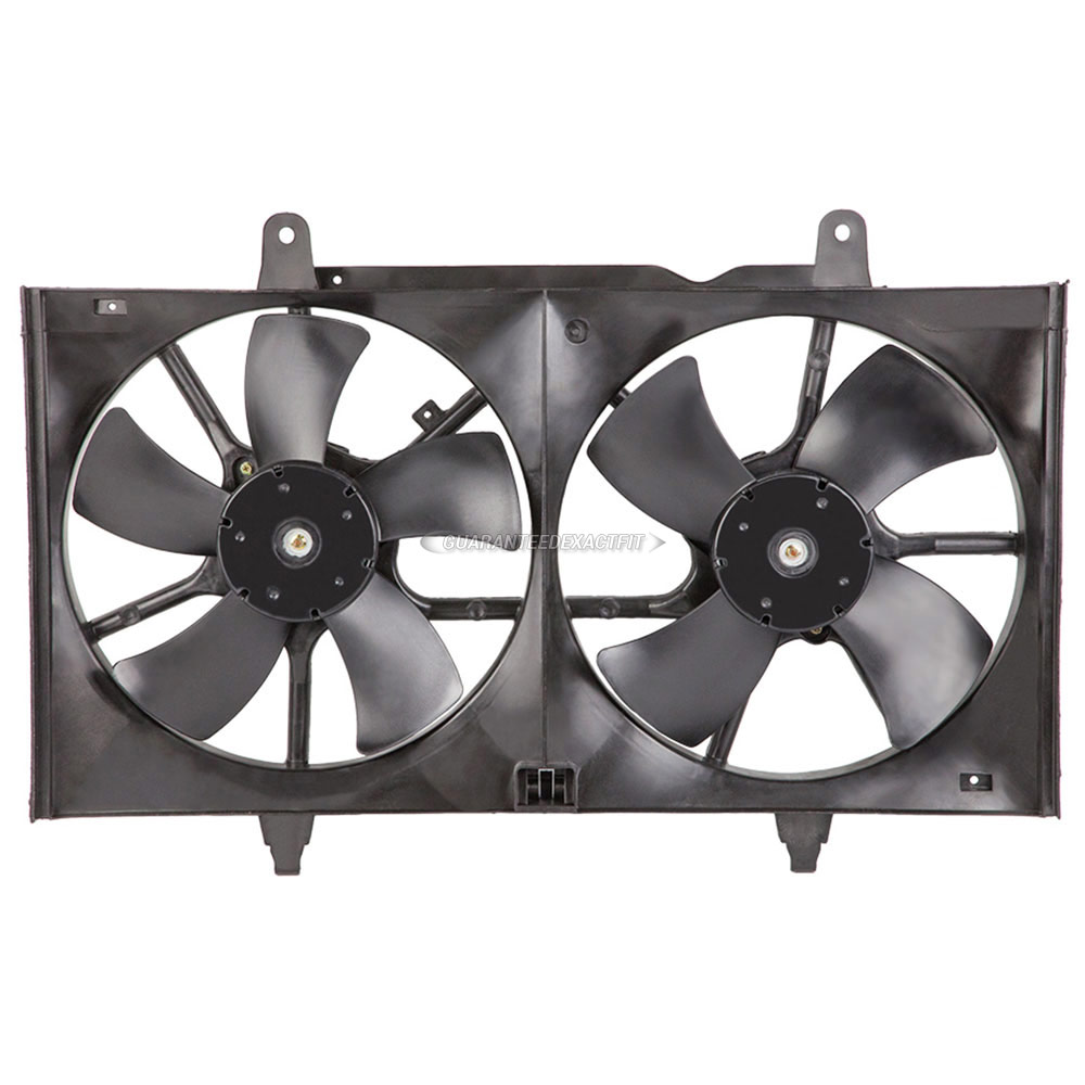 Nissan Altima Cooling Fan Assembly