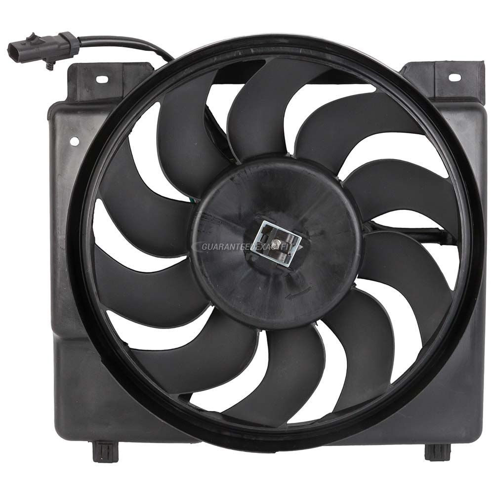 Cooling Fan Embly