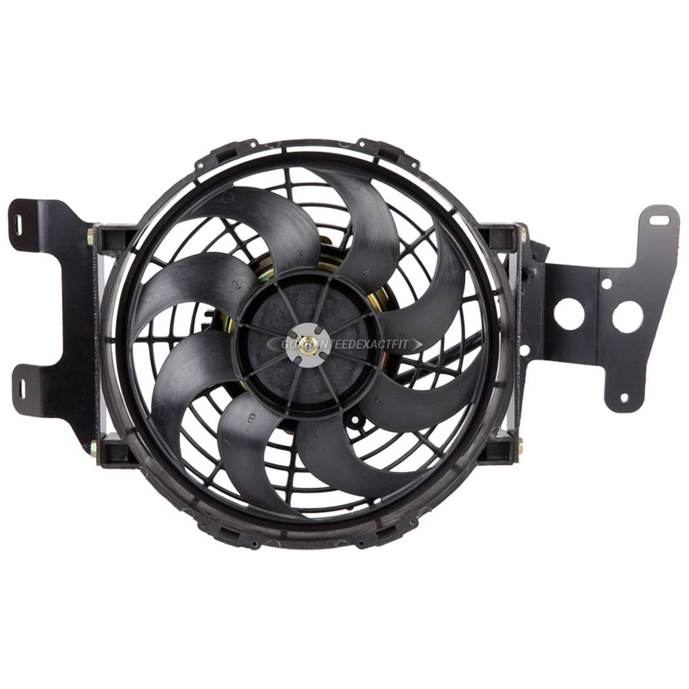 Mercury Mountaineer Cooling Fan Assembly