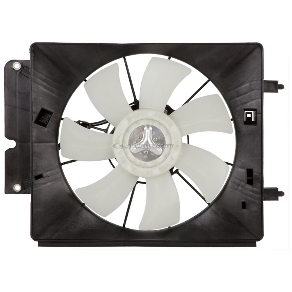 honda element cooling fan assembly parts view online part sale. Black Bedroom Furniture Sets. Home Design Ideas