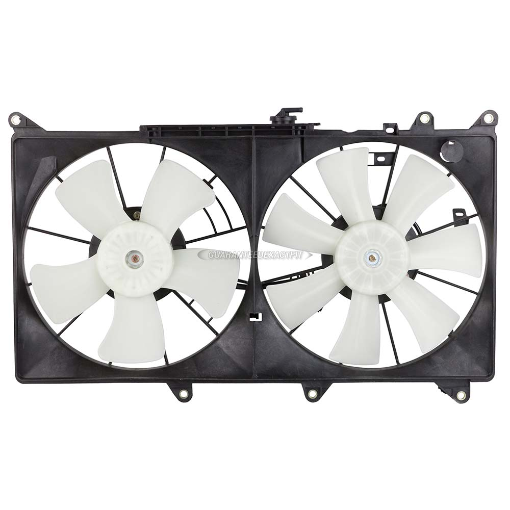 Lexus IS300 Cooling Fan Assembly