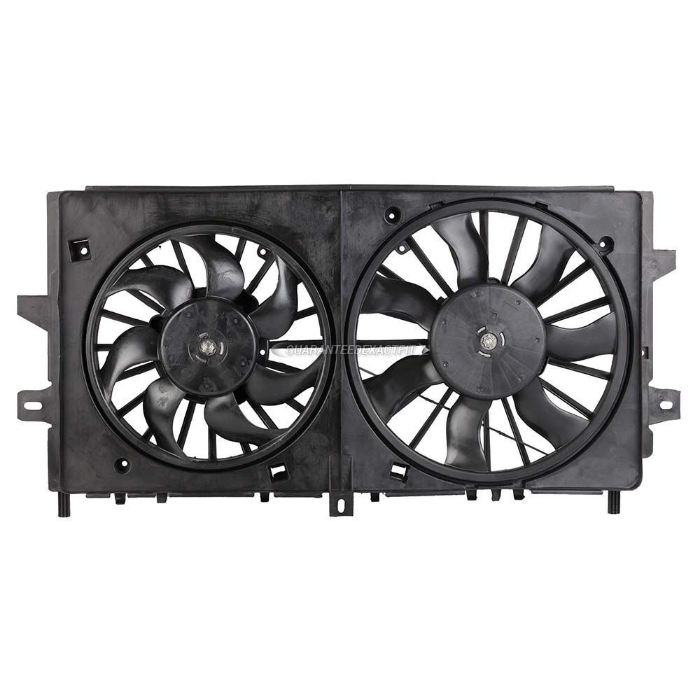Chevrolet  Cooling Fan Assembly