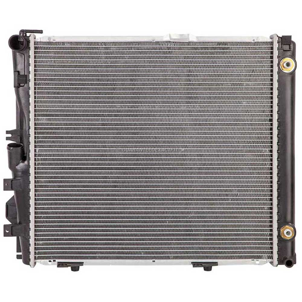 1990 Mercedes Benz 300E Radiator