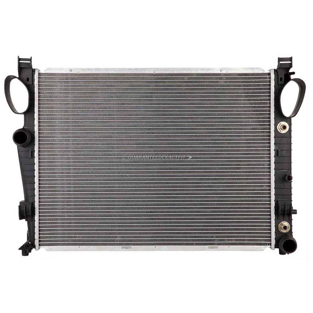 Mercedes_Benz CL55 AMG Radiator