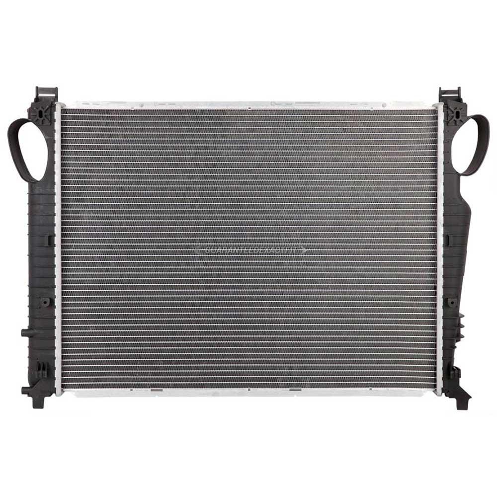 2000 mercedes benz s430 radiator models with vin range for Mercedes benz radiator