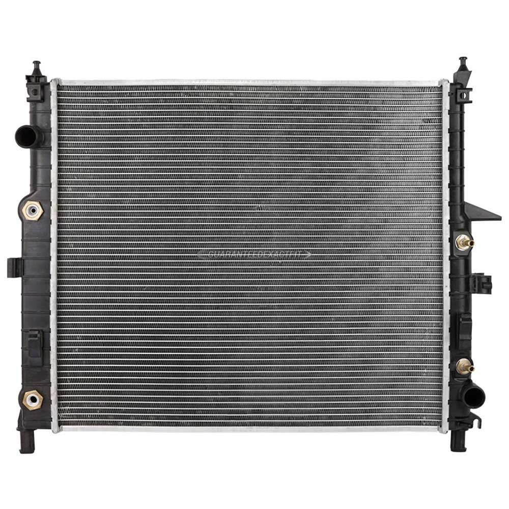 Mercedes benz ml350 radiator parts view online part sale for Mercedes benz coolant