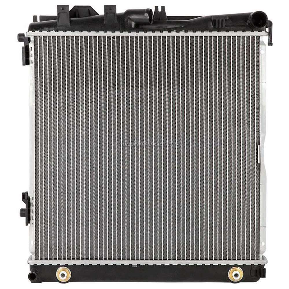 Mercedes Benz 300SEL Radiator