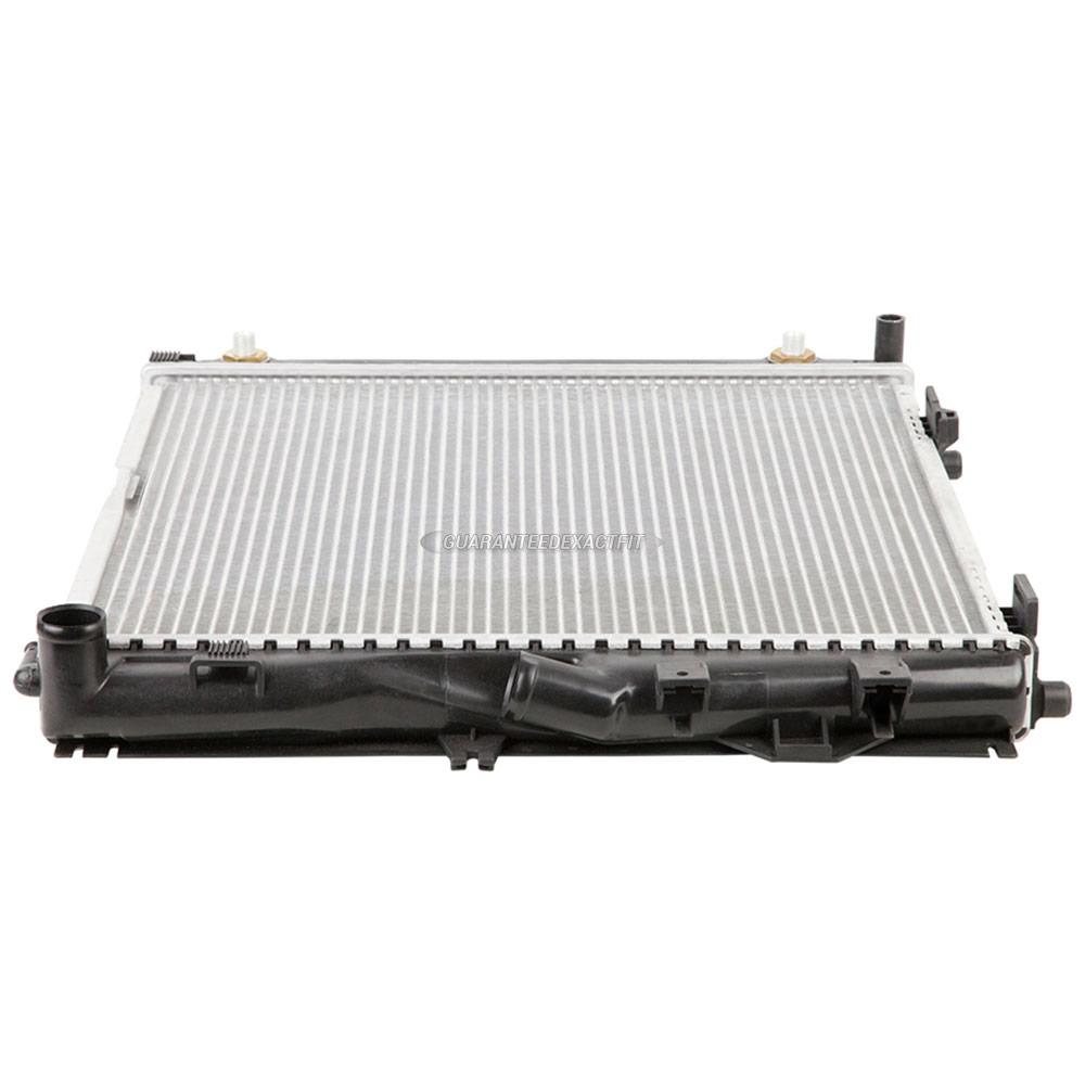 1990 mercedes benz 300se radiator all models 19 01542 an for Mercedes benz radiator