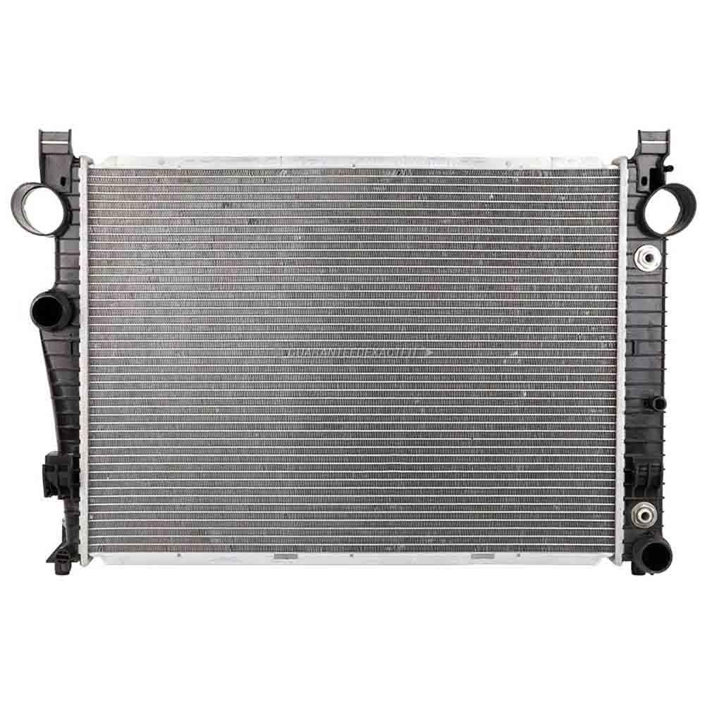 Radiator 19-01584 AN