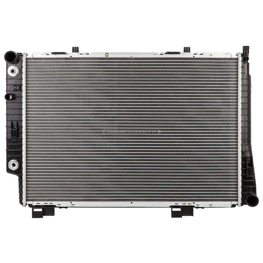 Mercedes Benz SLK230 Radiator
