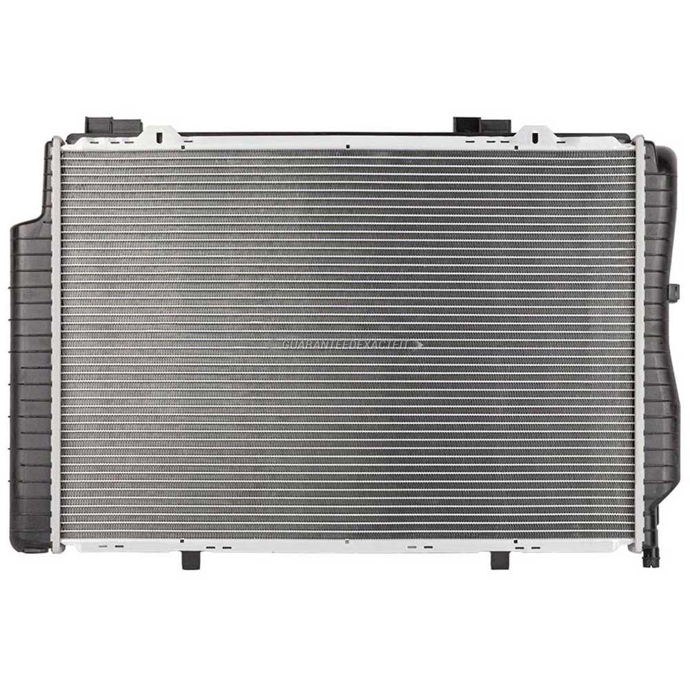 1997 mercedes benz c280 radiator all models 19 01562 an for Mercedes benz radiator