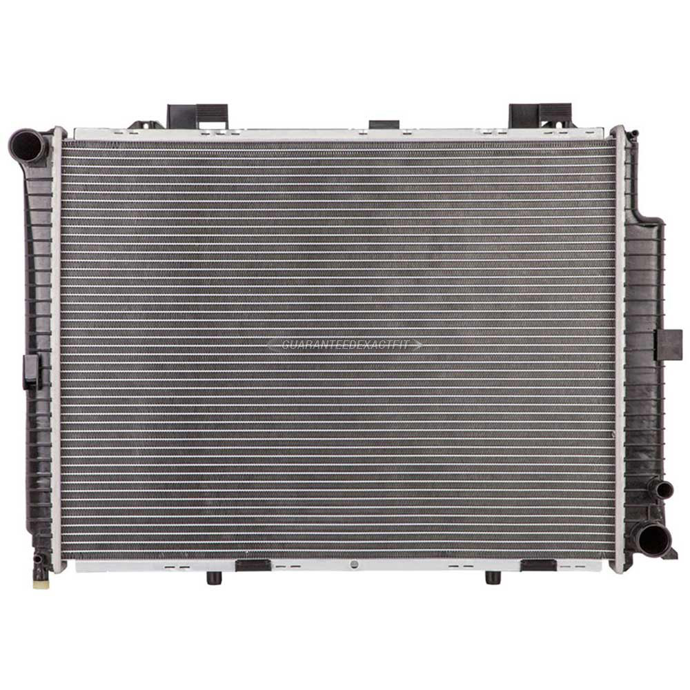 Mercedes_Benz E430 Radiator