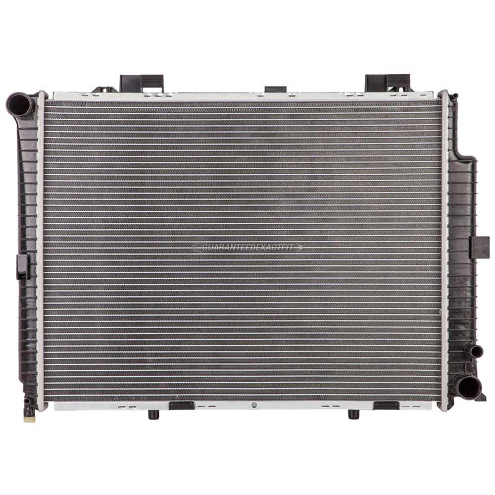2002 mercedes benz e430 radiator all models 19 01577 an for Mercedes benz radiator