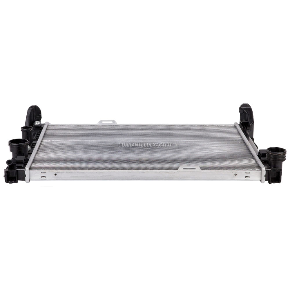 2009 mercedes benz c350 radiator models without pzev for Mercedes benz model codes