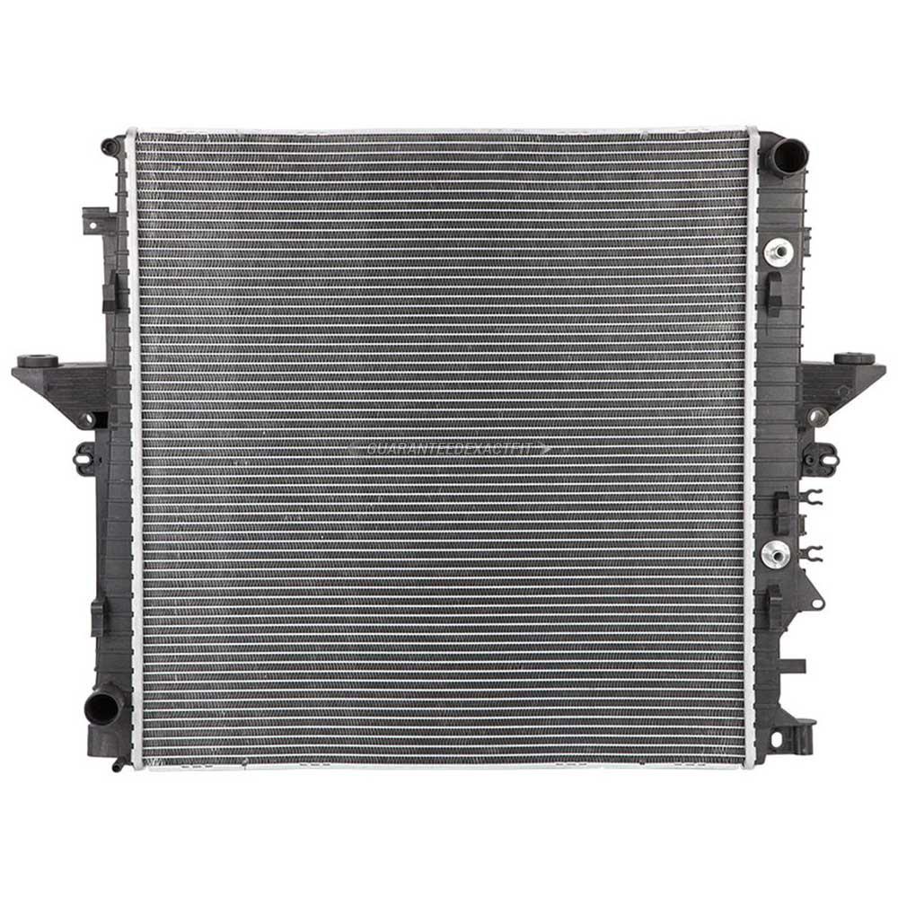 Radiator 19-02157 AN