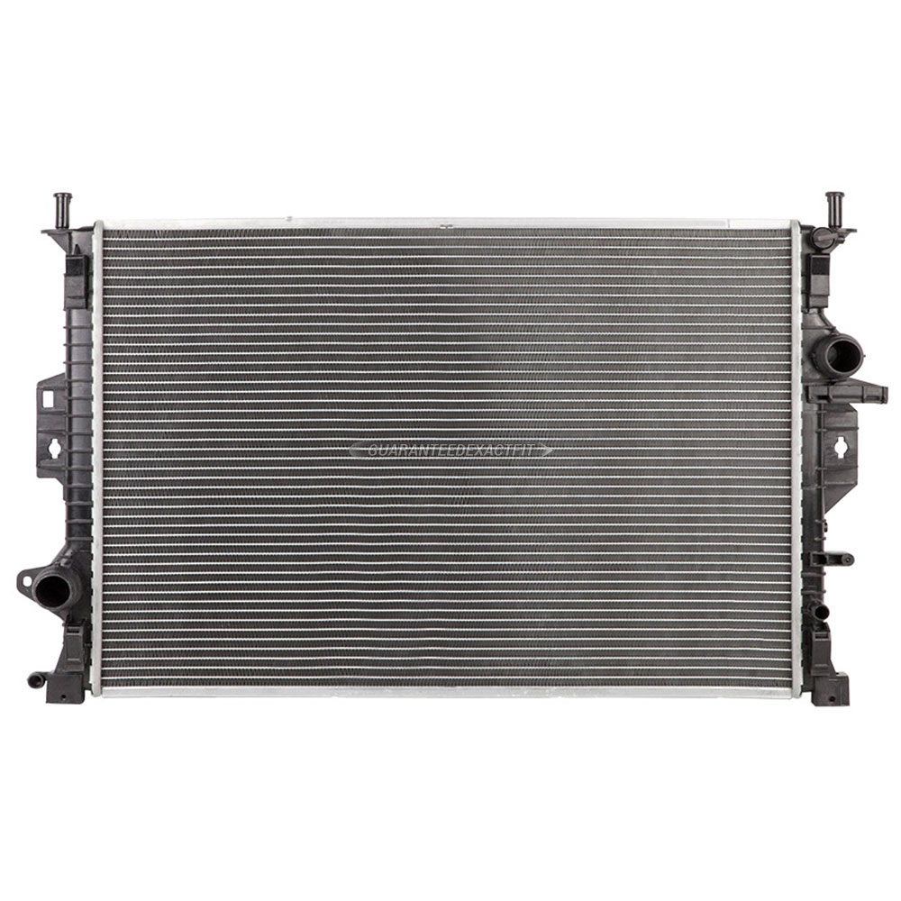 Radiator 19-02247 AN