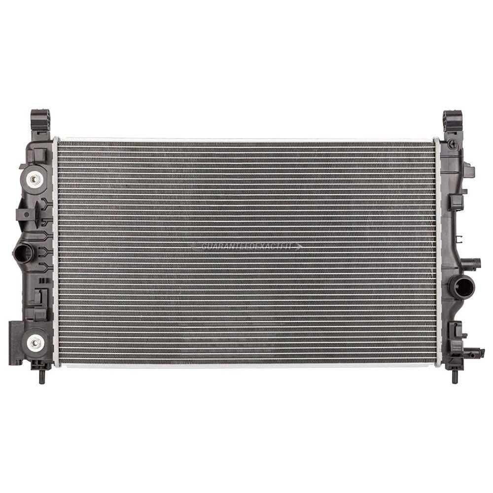 2011 chevrolet cruze radiator 1 4l automatic transmission models first design 19 02239 an. Black Bedroom Furniture Sets. Home Design Ideas