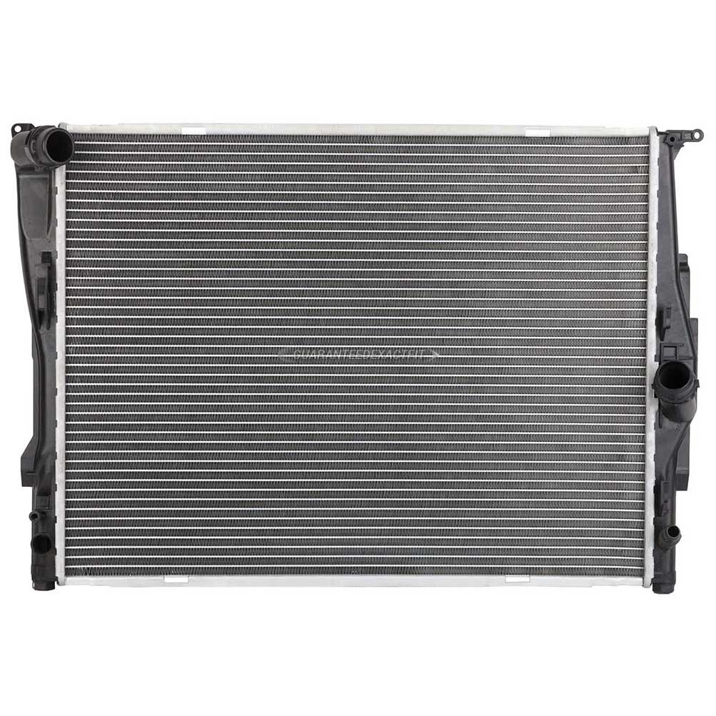 What Type Of Coolant For Bmw: 2012 BMW 128i Radiator Coupe With N52B30A Engine ID