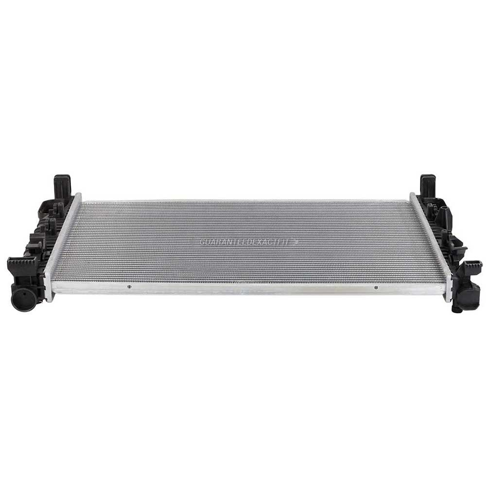 2008 mercedes benz e350 radiator models without pzev for Mercedes benz model codes