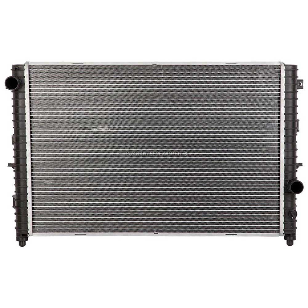 2002 Land Rover Discovery Radiator Models With Secondary