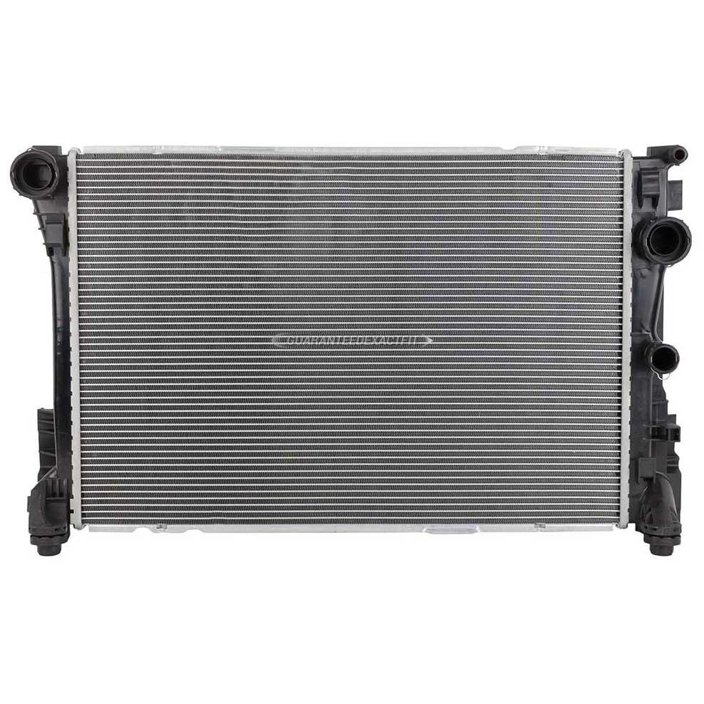 Mercedes benz slk250 radiator parts view online part sale for Mercedes benz radiator