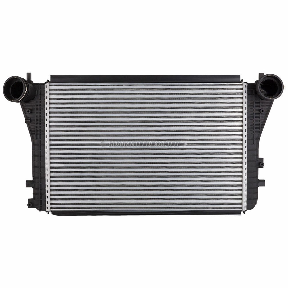 Audi  Intercooler