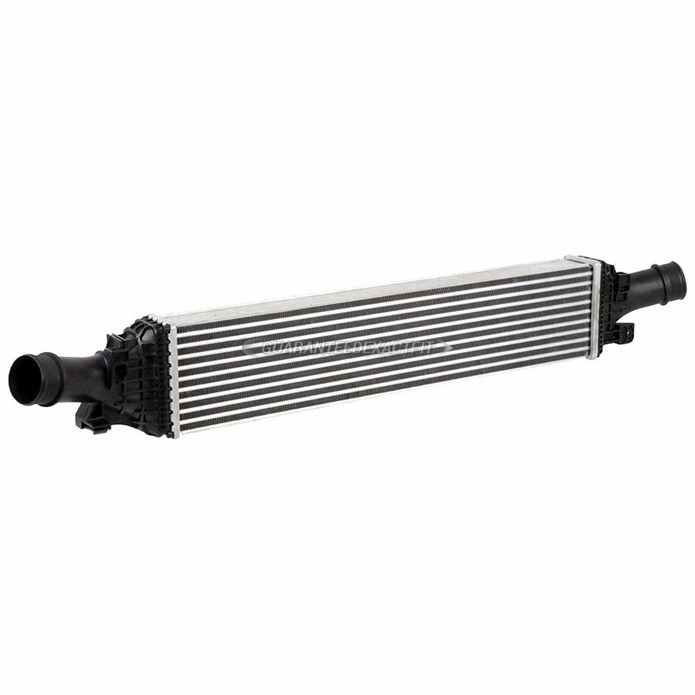 Audi A5 Intercooler
