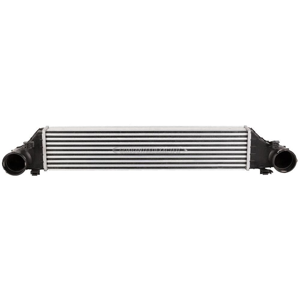 Mercedes_Benz C230 Intercooler