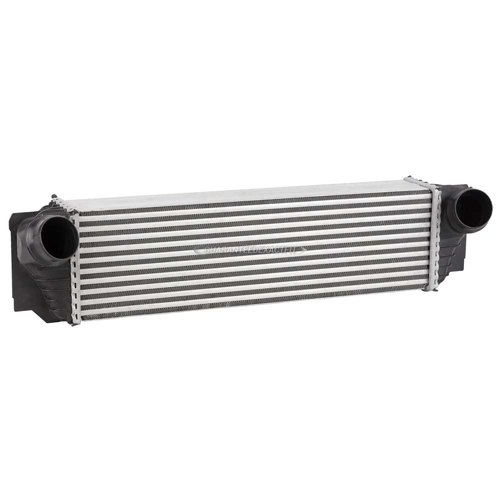 BMW ActiveHybrid 5 Intercooler